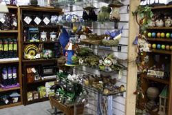 Roseburgs Garden Gift Shop